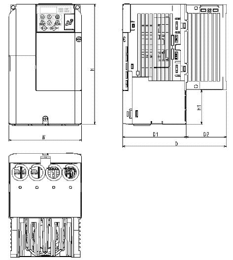 Omron V1000